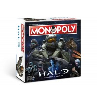 Winning Moves - Monopoly Halo