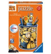 Ravensburger Puzzle - 3D Puzzles - Utensilo - Ich - einfach unverbesserlich 3, 54 Teile