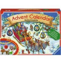 Ravensburger Puzzle - Advent Calendar - Do it Yourself, 27 Teile