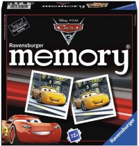 Ravensburger Spiel - Disney/Pixar Cars 3 memory