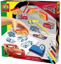 SES Creative - Stempelset Disney™ Cars 3