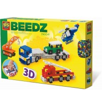 SES Creative - Beedz 3D Fahrzeuge