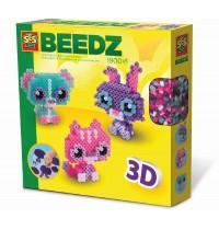 SES Creative - Beedz 3D tierische Freunde
