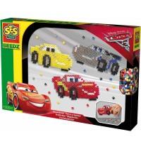 SES Creative - Beedz Bügelperlen Disney™ Cars 3