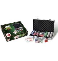 Nürnberger Spielkarten - 300er PokerSet -De Luxe