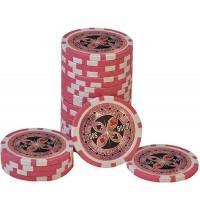 Nürnberger Spielkarten - 25 Chips DeLuxe - Wert 5000