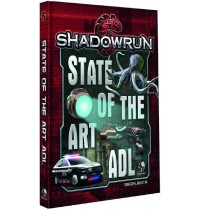 Pegasus - Shadowrun 5 - State of the Art ADL, Hardcover