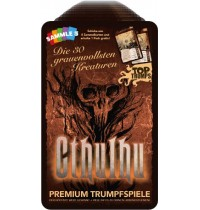 Winning Moves - Top Trumps Cthulhu