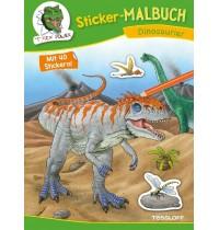 Tessloff - Sticker-Malbuch Dinosaurier