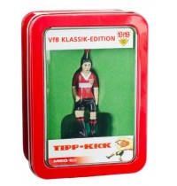 Tipp-Kick VfB Stuttgart Star-Kicker, rot in Metallbox - Lizenz Edition