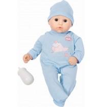 Zapf Creation - My First Baby Annabell Bruder mit Schlafaugen
