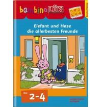 bambinoLÜK - Elefant u.Hase, die allerbesten Freunde