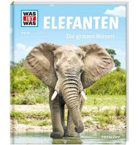 Tessloff - Was ist Was - Elefanten, Band 86