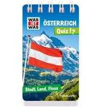 Tessloff - Was ist Was - Quizblock - Österreich - Stadt, Land, Fluss