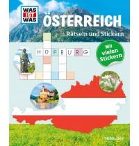 Tessloff - Was ist Was - Rätseln und Stickern - Österreich
