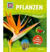 Tessloff - Was ist Was - Stickerhefte - Pflanzen