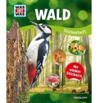 Tessloff - Was ist Was - Stickerhefte - Wald