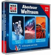 Tessloff - CD - Was ist Was - Abenteuer Weltraum