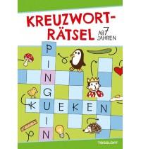 Tessloff - Knifflige Rätsel - Kreuzworträtsel