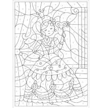Tessloff Malen Nach Zahlen Prinzessinnen Tessloff Verlag 9783788639587