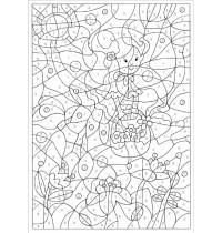Tessloff Malen Nach Zahlen Elfen Und Feen Tessloff Verlag 9783788639594