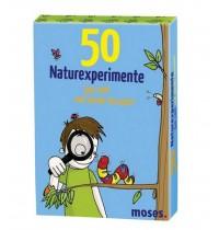 moses. - 50 Naturexperimente - Geh raus und werde Forscher