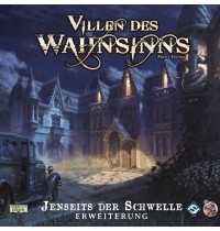Heidelberger Spieleverlag - Villen des Wahnsinns: Zweite Edition - Jenseits der Schwelle