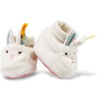 Steiff - Blossom Babies Hase Schuhe, 10 cm