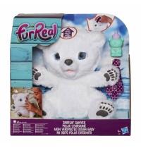 Hasbro - FurReal Friends - Mein verspieltes Eisbär Baby