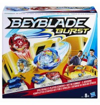 Hasbro - Beyblade Bey Epic Rivals Battle Set
