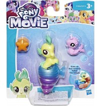 Hasbro - My Little Pony Movie Muschel-Seeponyfreunde