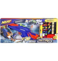 Hasbro - Nerf Nitro MotoFury Rapid Rally