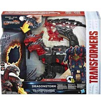 Hasbro - Transformers Movie 5 Mega Turbo Changer Dragonstorm