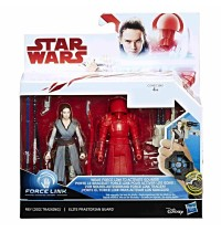 Hasbro - Star Wars™ Episode 8 3.75&quot -  Forcelink Figuren 2er Pack