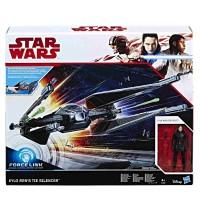 Hasbro - Star Wars™ Episode 8 Class D Forcelink Fahrzeuge mit 3.75&quot -  Figur