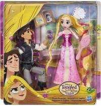 Hasbro - Rapunzel: Die Serie Rapunzel &38 -  Eugene