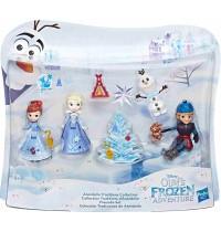 Hasbro - Disney™ Die Eiskönigin - Olaf taut auf Little Kingdom Freunde-Set
