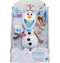 Hasbro - Die Eiskönigin – Olaf taut auf Mampfspaß Olaf