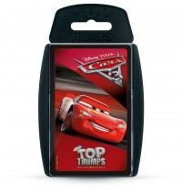 Winning Moves - Top Trumps - Disney™ Cars 3