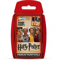 Winning Moves - Top Trumps Harry Potter und der Feuerkelch