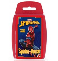 Winning Moves - Top Trumps - Spiderman