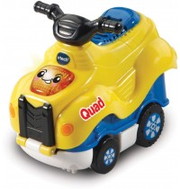 VTech - Tut Tut Baby Flitzer - Press & Go Quad