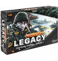 Z-Man Games - Pandemic Legacy - Season 2