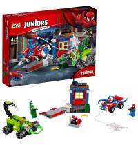 LEGO® Juniors - 10754 Großes Kräftemessen von Spider-Man und Skorpion