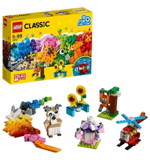 Lego Classic 10712 Lego Bausteine Set Zahnräderlego