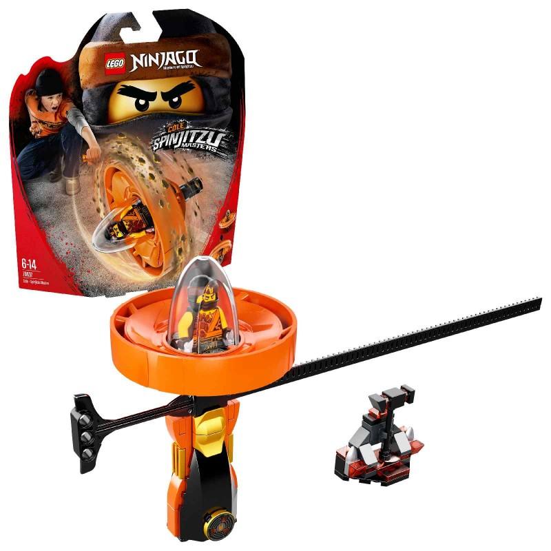 Lego Ninjago 70637 Spinjitzu Meister Colelego5702016110777
