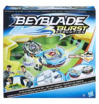 Hasbro - Beyblade Burst Switch Strike Battle Set