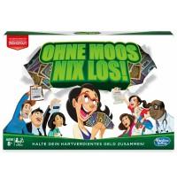 Hasbro - Monopoly Ohne Moos Nix Los