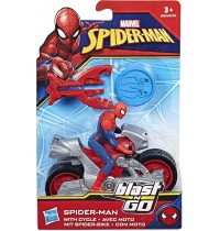 Hasbro - Spider-Man Classic  Blast N Go