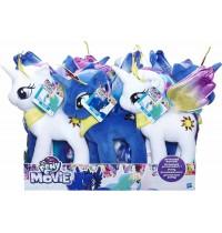 Hasbro - My Little Pony Mähnenspaß Plüsch Prinzessinnen